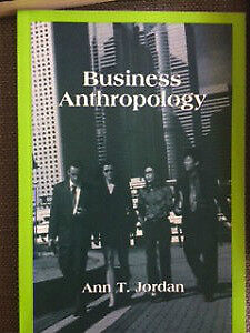 University Textbook: Business/Anthropology