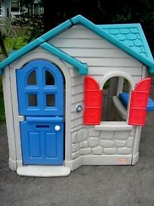 Wanted Little Tkes Play House