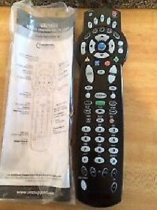 UNIVERSAL REMOTE CONTROLS- Controls 5 different devices