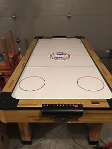 Air Hockey Table by Cooper