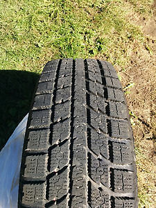 toyo tires 215/70R16 RIMS INCLUDED WITH TIRES Gatineau Ottawa / Gatineau Area image 4