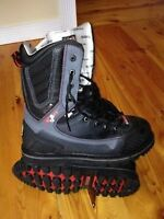Used size 9.5 motorfist stomper boots