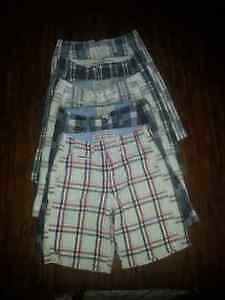Men's American Eagle Plaid Shorts