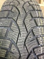 NEW! WINTER! 215/70R15 - 215 70 15 - STUDDABLE WITH INSTALL!!