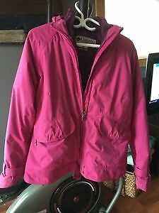 Womens Columbia 3 in 1 jacket