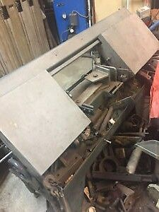 Band saw horizontal / vertical metal.