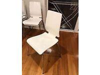 Ikea Gilbert Chair - white color