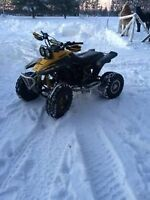 yamaha warrior 350 in good condition ready to ride!!!!!