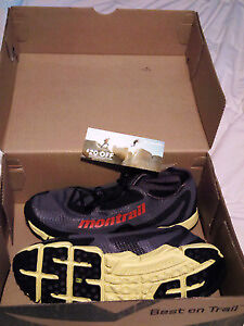 Fluidflex Montrail Columbia Trail Running Shoes (new never used)