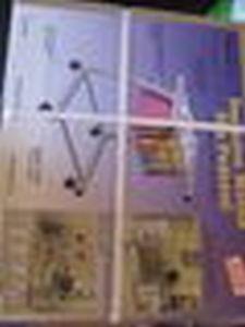 file folder rack-mobile-brand new-still in package-1/2 price-$19