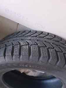 205/55R16	Sailun Ice Blazer 2 USED WINTER TIRES 80%TREAD LEFT