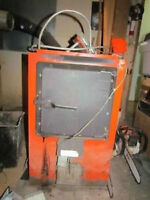 wood furnace for sale or trade for ski doo