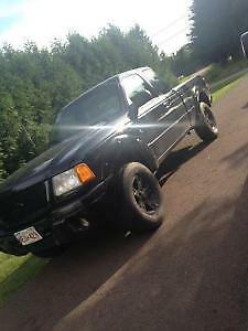 2003 Ford Ranger Extended Cab 4x4 (4 litres)