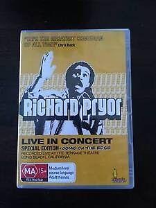 Richard Pryor Live in Concert DVD Docklands Melbourne City Preview