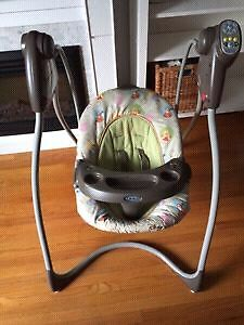 Winnie The Pooh Graco Swing Buy Or Sell Baby Items In