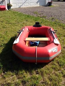 Wanted. 8ft Achilles dinghy