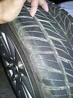 All-Season Bridgestone Tires - 205/55R16