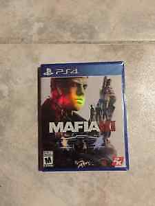 """NEW"" Mafia III Ps4- Will Trade - Please Read. Price is Firm."