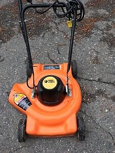 Free Smaller Electric B&D Lawn Mower