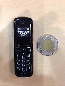 Smalles mini GSM phone 2 inches for rogers.chatr and fido