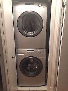 Samsung Front Load Washer and Dryer Combo