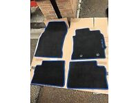 Toyota Auris Floor Mats - Genuine - 2008 - 2013