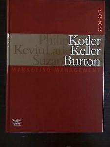 Marketing management Kotler Keller Burton 2009 H/C Maraylya The Hills District Preview