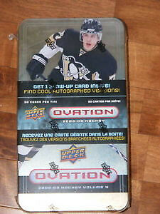 Cartes Upper Deck Ovation série 4 complete 2008-2009 en Mint