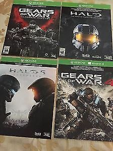 Halo and Gears of War  - Cheap