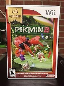 ISO Pikmin 2 for the Wii, Nintendo, Gamecube
