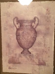 Set of 2 Urn Pictures London Ontario image 3