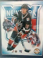 Gretzky Framed & Numbered Picture