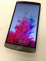 LG G3, 32 gb, UNLOCKED, no contract *BUY SECURE*
