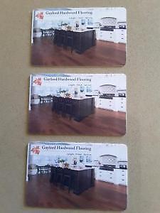 Gaylord Hardwood Flooring $100 Gift Card Qty 3