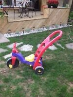 Fisher Price Rock, Roll n' Ride Trike