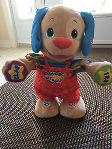 Chien by fisher price