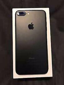 Apple iPhone 7 Plus - 128GB - Black (Unlocked) Smartphone