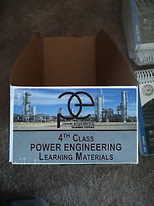 Pan Global 4th Class Power Engineering Textbooks (Edition 2.5)