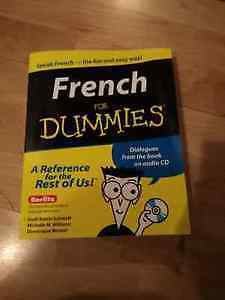 """""""French For Dummies - new! w/ cd"""""""