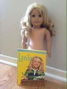 American Girl retired Lanie