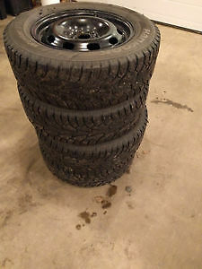 Hankook Winter I*pike 195/65/R15