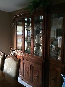 beautiful dining room set - REDUCED!!