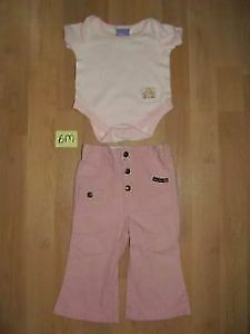 Girl's Size 6M. 6-9M, and 6-12M Clothing for Sale!