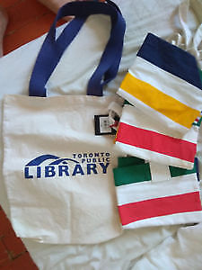 Looking to buy: Toronto Public Library classic canvas tote bag