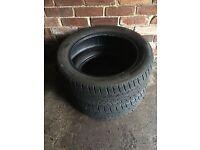 Pirelli Winter Tyres 215/55/18