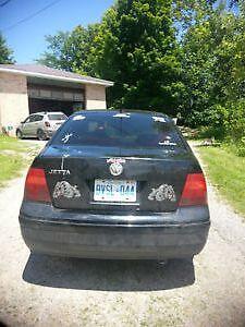 1999 Volkswagen Jetta GLS Sedan Belleville Belleville Area image 4