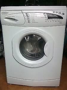 Hotpoint WMA62 6kg 1400 Spin White LCD Washing Machine 1 YEAR GUARANTEE FREE FITTING
