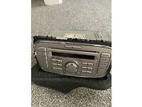 ford sterio radio