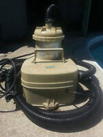 AQUA LEISURE POOL PUMP FILTER For above ground pool