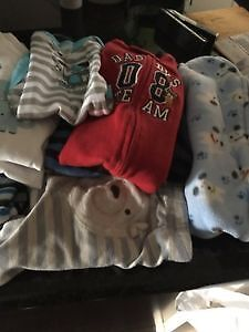 3-6M Baby Boy Clothes with Playmat